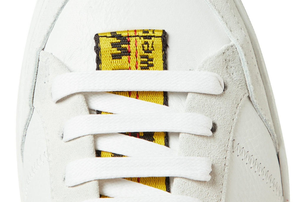 Off-White Low-Top Sneaker