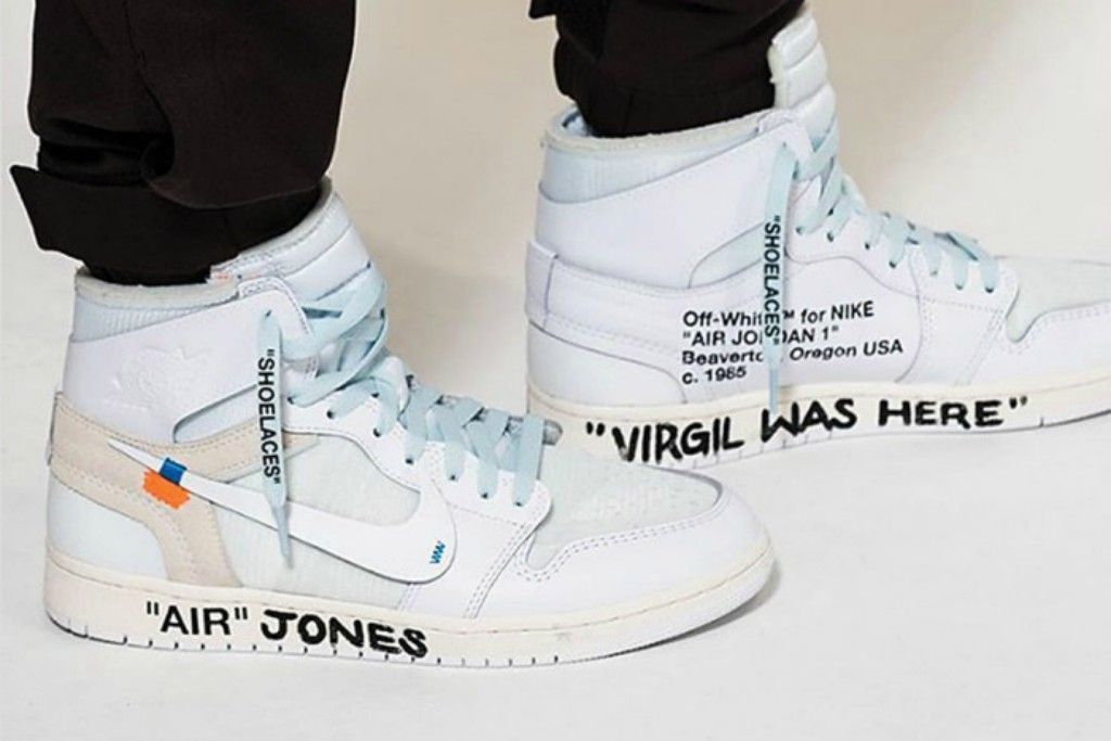 off-white air jordans, paris men's fashion week