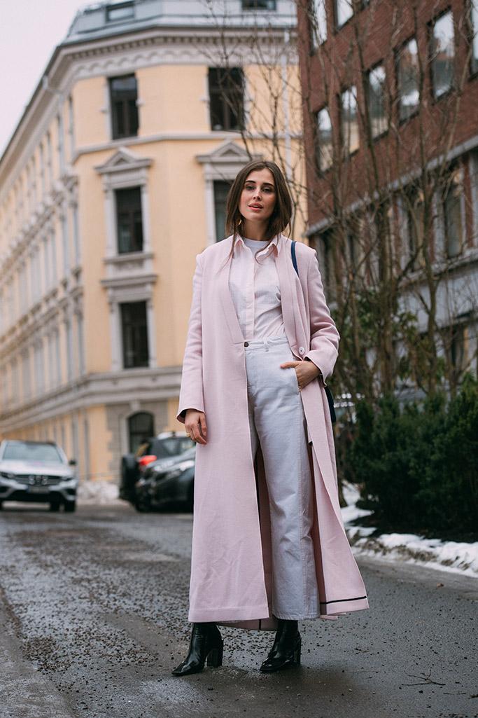 street style, oslo fashion week fall 2018