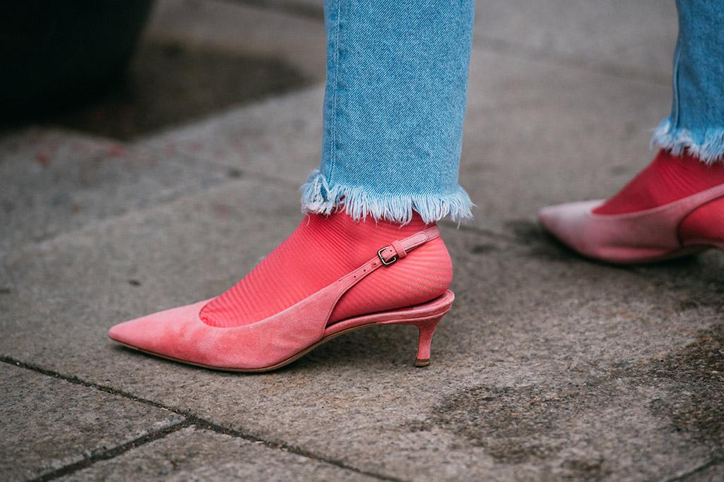 Street Style at Oslo Fashion Week Fall