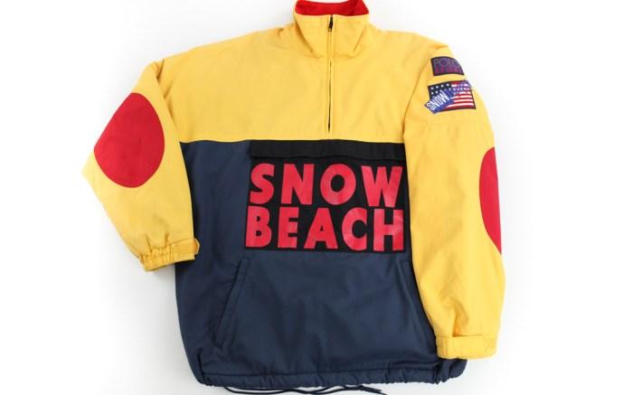 Ralph Lauren Polo Snow Beach Pullover