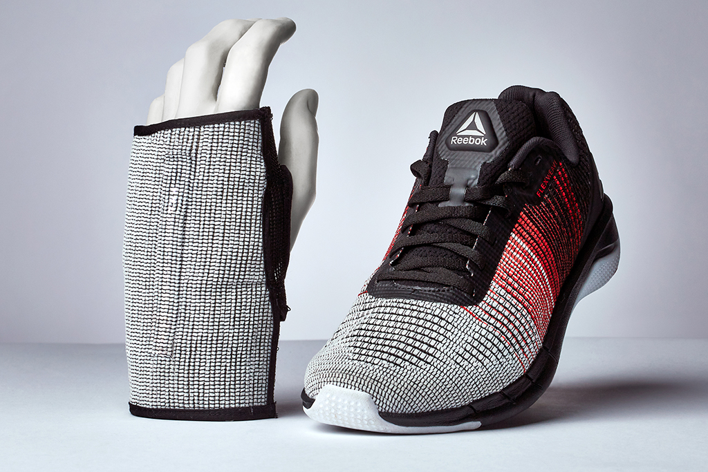 Reebok FastFlexweave running shoe