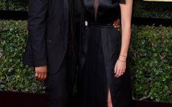 Golden Globes Red Carpet Arrivals