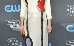 The 2018 Critics' Choice Awards Red Carpet Style