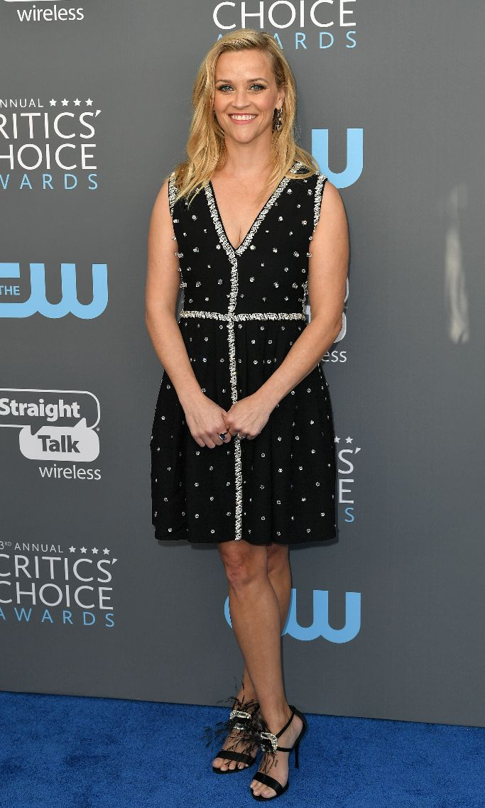 Reese Witherspoon, critics choice awards