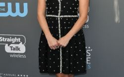 All the Sandals at the 2018 Critics' Choice Awards