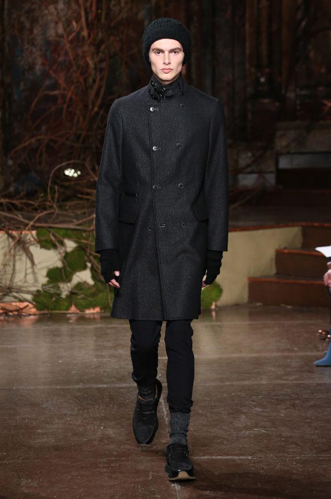 John Varvatos fall 2018, new york men's fashion week