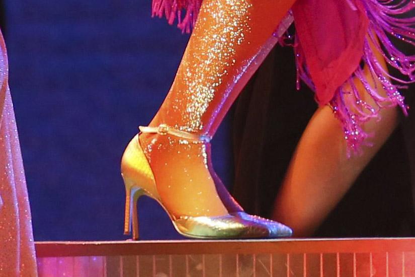 Rihanna Grammys Shoes 2018