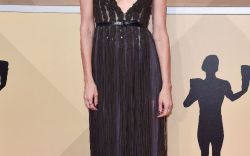 Sandals On the Red Carpet at the SAG Awards