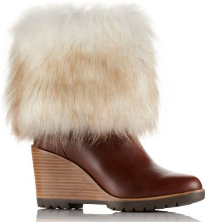 sorel Park City Short Boot
