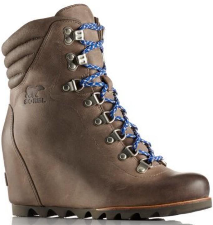 sorel wedge boot