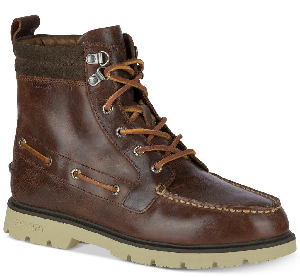 Sperry Men's A/O Waterproof Lug Boots