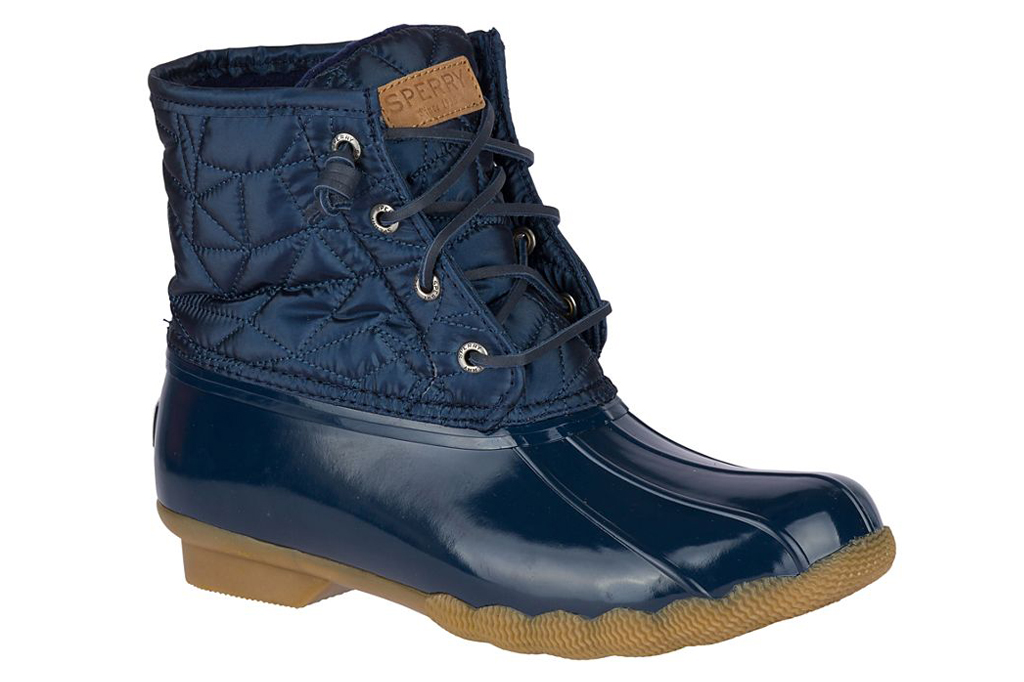 Sperry Saltwater Quilted Nylon Boot