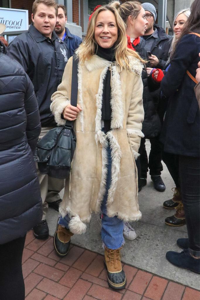 Maria Bello Sorel Sundance