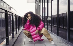 sza, ctrl album portrait session, grammy