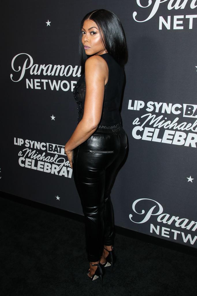Taraji P. Henson, Lip Sync Battle Live: A Michael Jackson Celebration