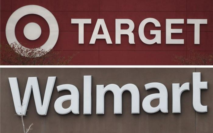 target walmart