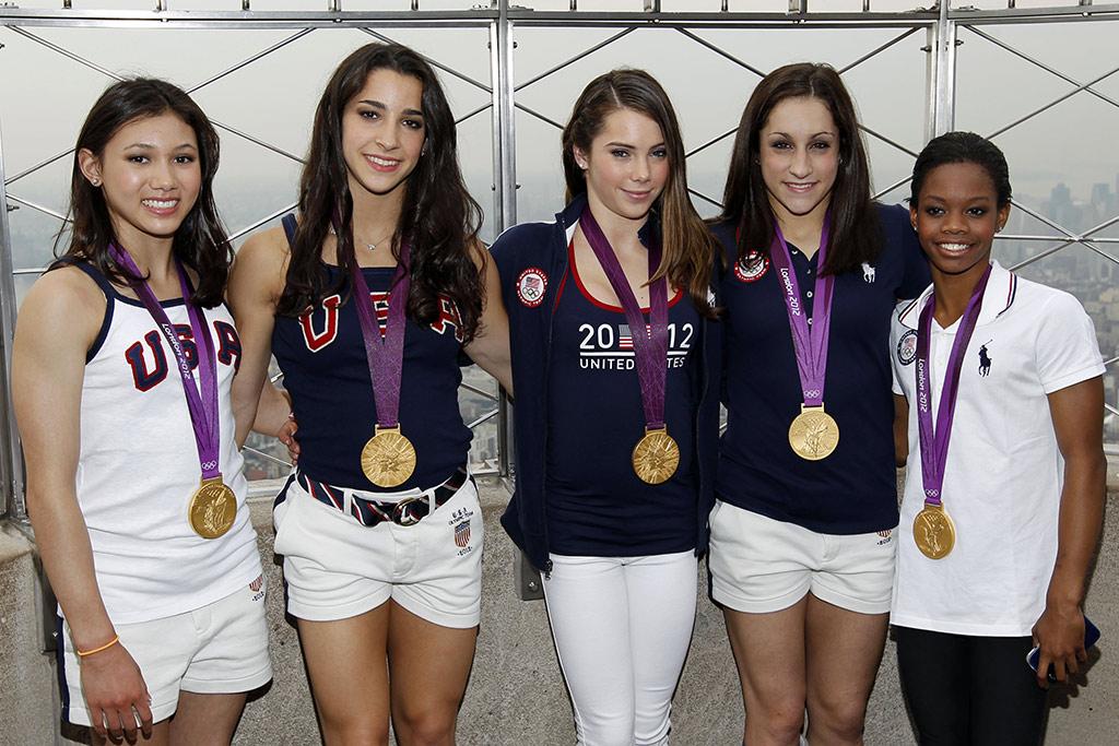 team usa gymnastics 2012, sexual abuse, larry nassar, aly raisman, gabby douglas