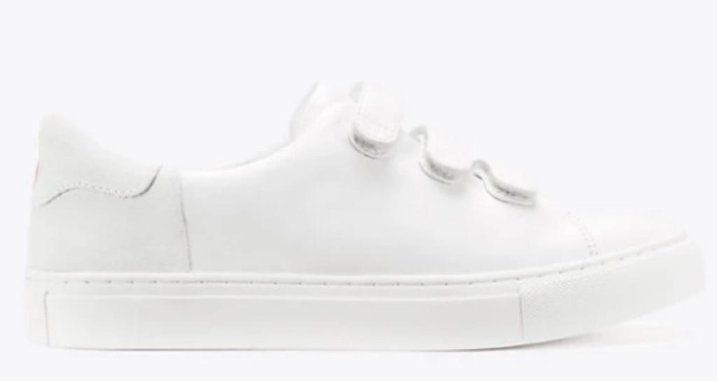 tory burch triple strap sneakers