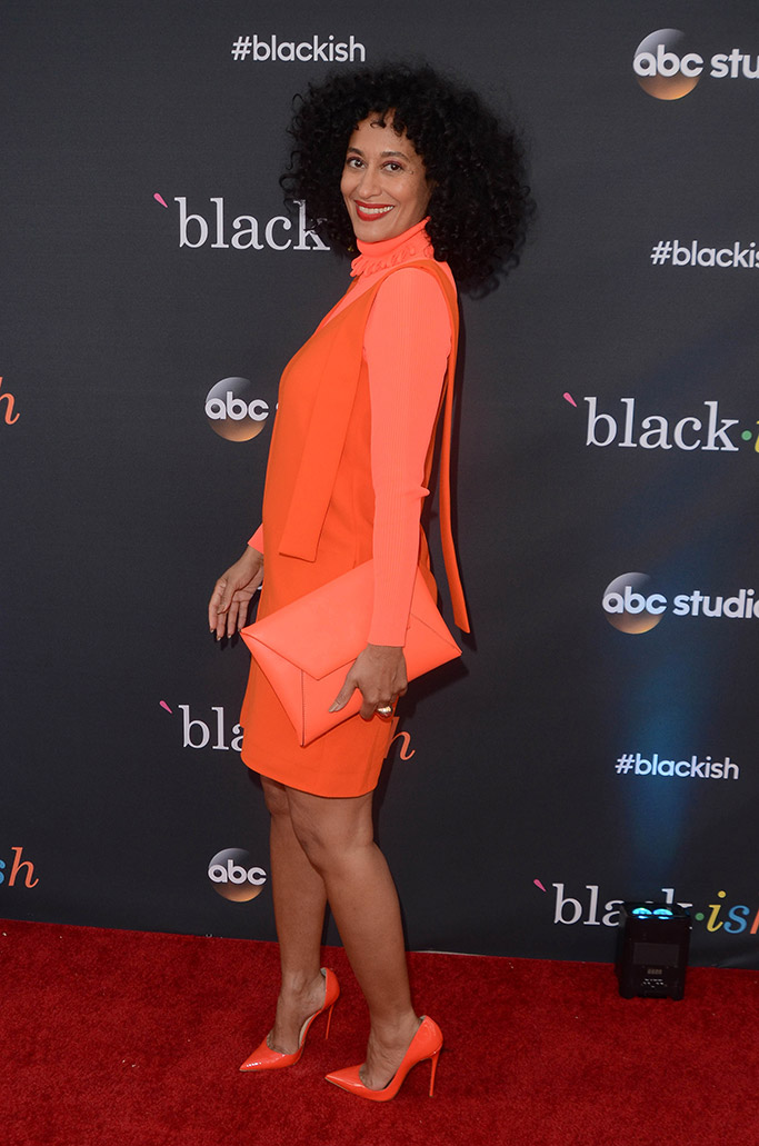 tracee ellis ross, red carpet