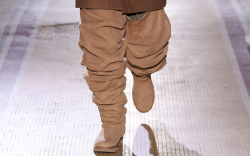 thigh-high ugg boots, y project, paris