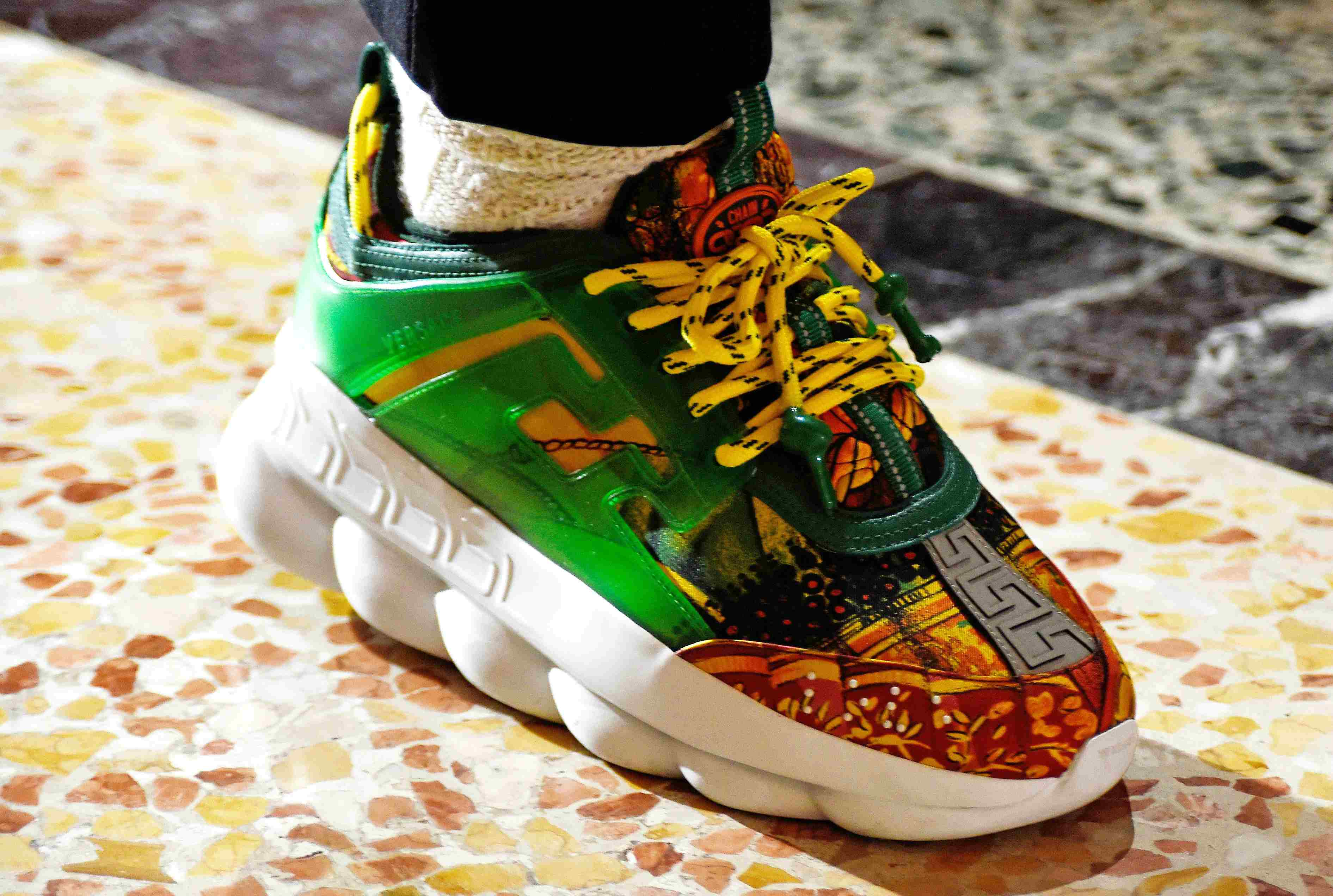 Versace Teams With 2 Chainz on Sneakers