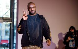 Virgil Abloh, paris men's fashion week