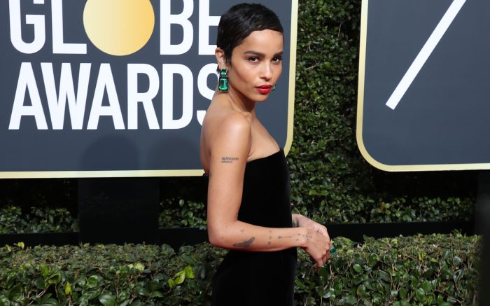 75th Annual Golden Globe Awards, Arrivals, Los Angeles, USA – 07 Jan 2018