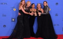 75th annual golden globe awards, big