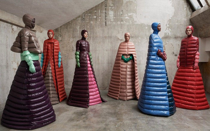moncler, ready to wear fall 2018