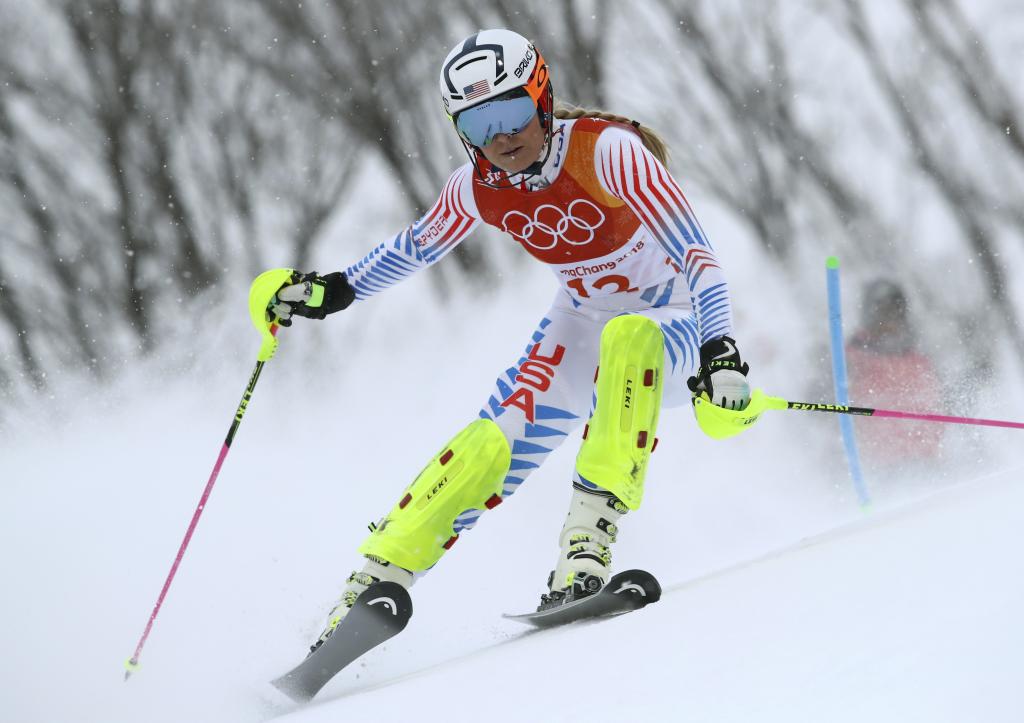 2018 winter olympics, lindsey vonn