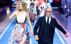 milan fashion week, tommy hilfiger spring