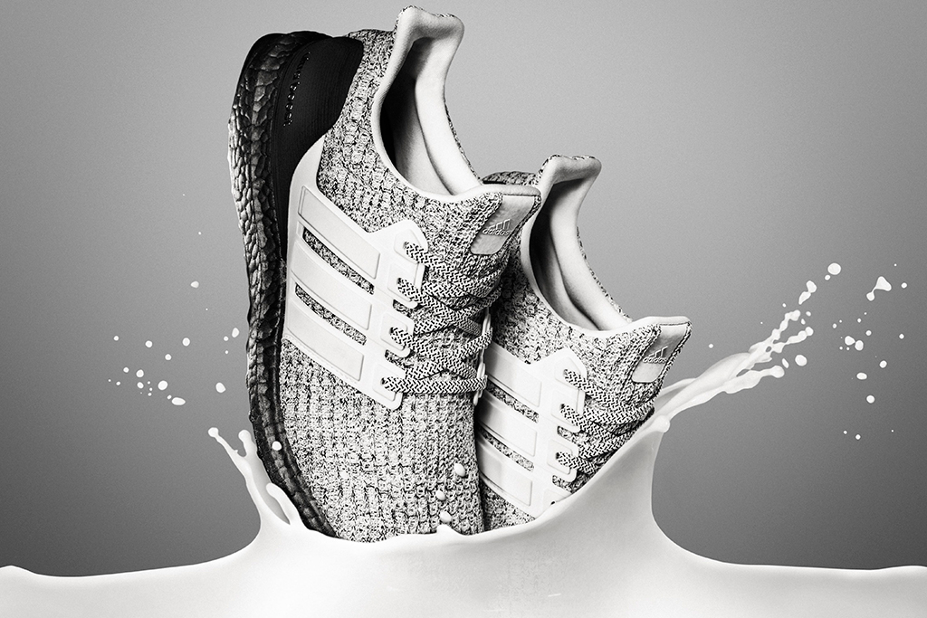 adidas ultra boost cookies and cream for sale