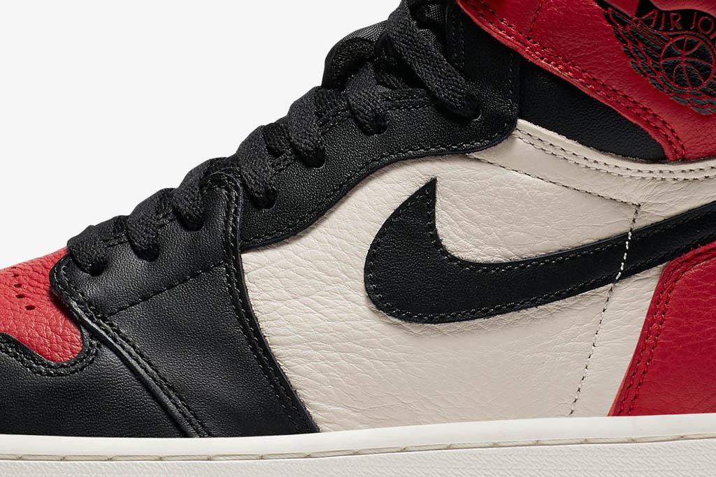 bred toe 2018