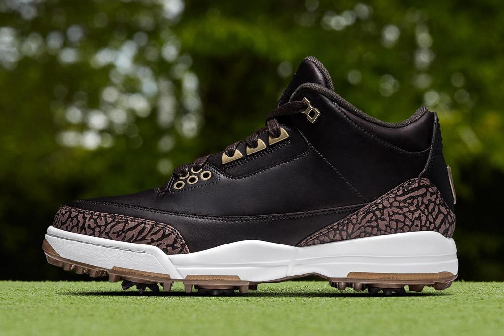 Air Jordan 3 Golf Premium