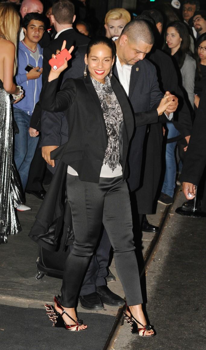 Alicia Keys, Prada