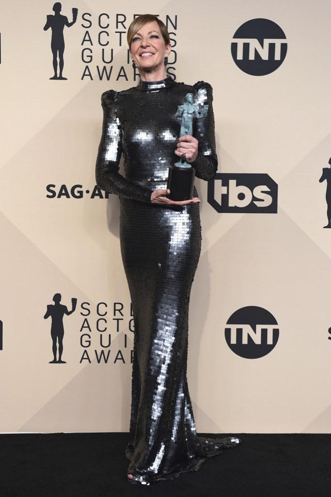 Allison Janney, SAG Awards