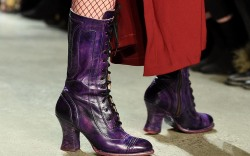 anna sui bed stu shoes nyfw