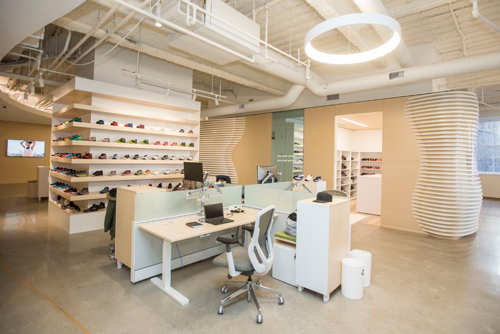Asics Boston Office