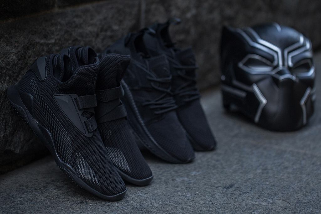 Bait's 'Black Panther' Sneaker Collab