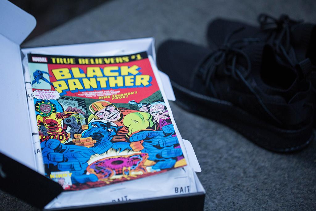 Bait Marvel Puma Black Panther