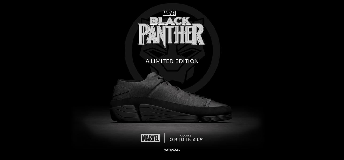 Black Panther' Shoe – Footwear