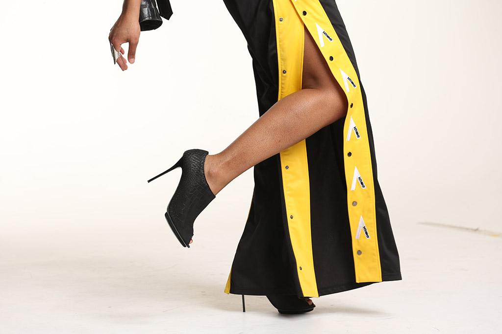 nia groce, black shoe designers, black history month