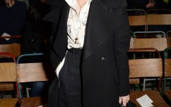 Celebs at Burberry's Fall '18 Show