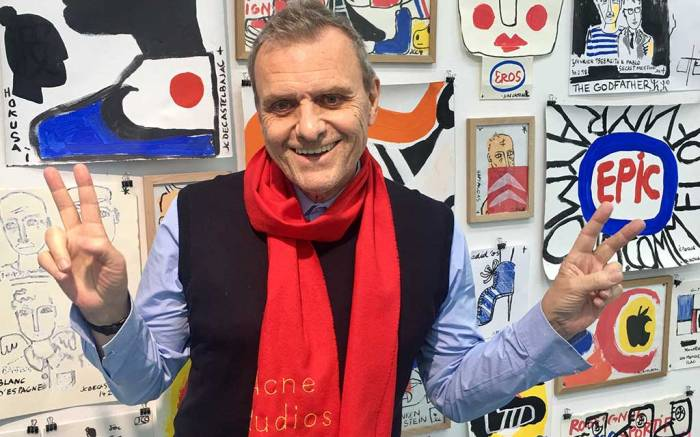 Jean Charles de Castelbajac, Empire of Collaboration exhibition.