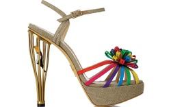Charlotte Olympia's Birds of Paradise style,