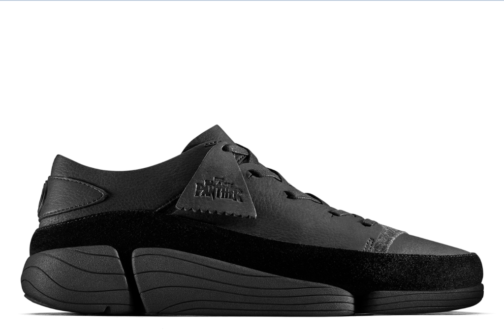 Clarks Originals Black Panther style