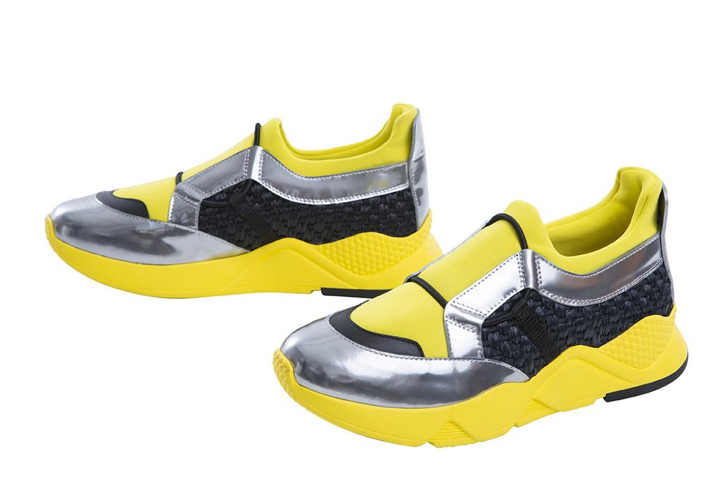 Clergerie Salvy sneaker