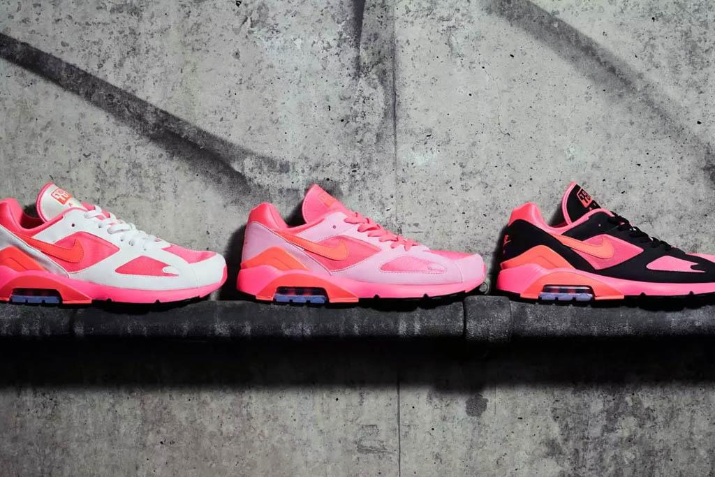 Nike Air Max 180 Sneakers – Footwear