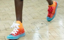 jw anderson, converse, london fashion week